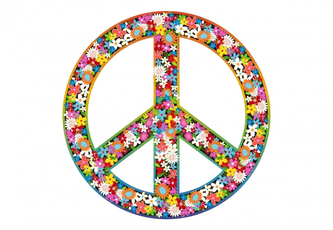 Peace Logo - Summer of Love