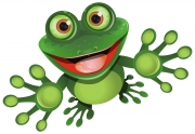 Funny Frog 01