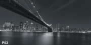 New York Skyline XXL Wandbild P02