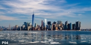 New York Skyline XXL Wandbild P04