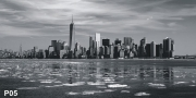 New York Skyline XXL Wandbild P05