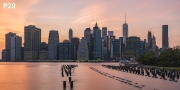 New York Skyline XXL Wandbild P29