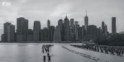 New York Skyline XXL Wandbild P30