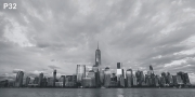 New York Skyline XXL Wandbild P32