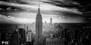 New York Skyline XXL Wandbild P10