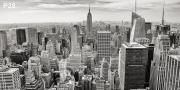 New York Skyline XXL Wandbild P28